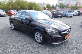Mercedes-Benz CLA 1,6 i 180,ČR,1 MAJ.,SERV.KN. sedan benzin
