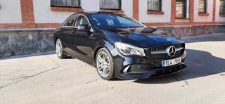 Mercedes-Benz CLA 200d-AMG-FINAL-EDITION-LED-CZ sedan