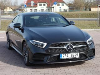Mercedes-Benz CLS 2.9 d sedan nafta