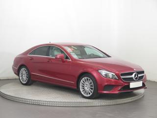 Mercedes-Benz CLS 350d 4MATIC 190kW sedan nafta