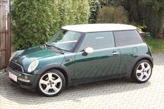 Mini Cooper 1,6 sedan benzin