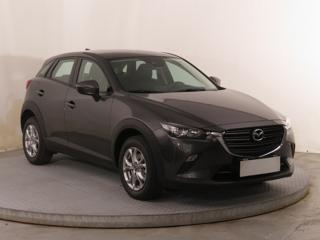Mazda CX-3 2.0 16V 89kW SUV benzin