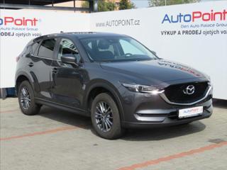 Mazda CX-5 2,0 i AWD AUT SUV benzin