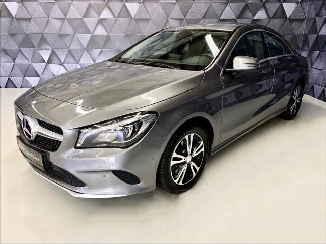 Mercedes-Benz CLA 180 d 7G-DCT,LED HIGH PERFORMA sedan nafta