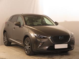 Mazda CX-3 1.5 D 77kW SUV nafta