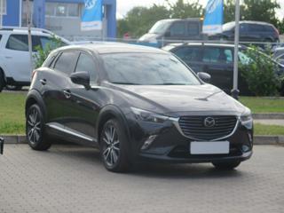 Mazda CX-3 2.0 16V 110kW SUV benzin