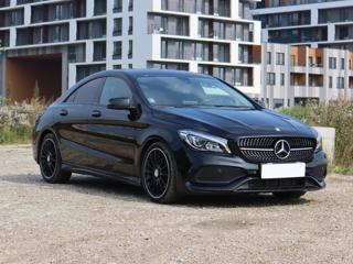 Mercedes-Benz CLA 180 90kW sedan benzin