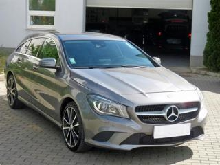 Mercedes-Benz CLA 200d 100kW sedan nafta