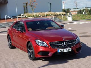 Mercedes-Benz CLS 350D*4M*AMG*61000KM*ZÁRUKA*CZ! sedan nafta