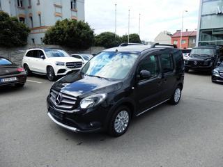 Mercedes-Benz Citan 1,5 CDI L KB Offroad paket VAN nafta