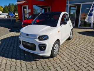 Microcar DUE 0,5 Initial Před. vůz, Odp.DPH!!! hatchback nafta