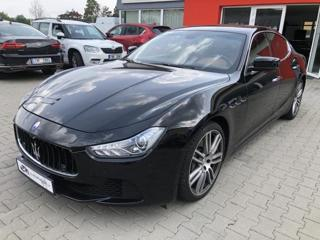 Maserati Ghibli 3.0 V6  nafta