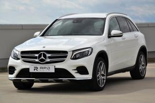 Mercedes-Benz GLC 250 4M AMG / ISP / ZÁR / CZ hatchback