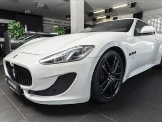 Maserati GranTurismo 4,7 4.7 V8 Sport / BOSE / TOP STAV  IHNED kupé benzin