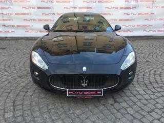 Maserati GranTurismo 4.2 V8 298kW M145 1.majitel kupé