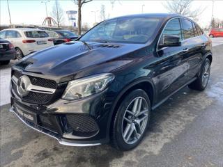 Mercedes-Benz GLE 3,0 GLE 350 d 4M kupé kupé nafta