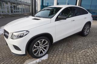 Mercedes-Benz GLE GLE 400 4M kupé,CHIP 294kW kupé benzin