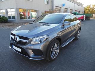 Mercedes-Benz GLE 350d, AMG, 4M, PANORAMA, DISTRONIC, kupé