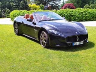 Maserati GranCabrio 4.7 V8 kabriolet benzin