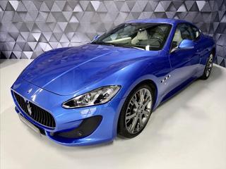 Maserati GranTurismo SPORT,BOSE,BI-COLOR,SPORT VÝFUKY kupé benzin