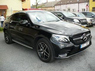 Mercedes-Benz GLC 2.1 CDi Matic kupé nafta