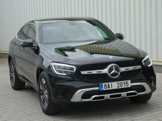 Mercedes-Benz GLC 1.9 d Exclusive kupé nafta
