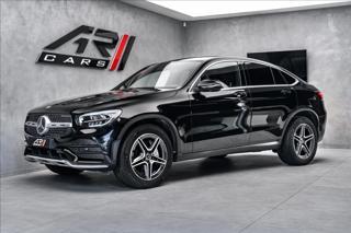 Mercedes-Benz GLC 200d coupe AMG 4matic  OV,RU kupé nafta