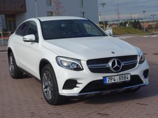 Mercedes-Benz GLC 220D*4M*COUPE*AMG*ZÁRUKA*CZ!! kupé nafta