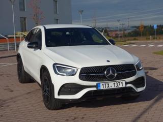Mercedes-Benz GLC 220d*4M*COUPE*AMG*EXCL*1M*CZ! kupé nafta