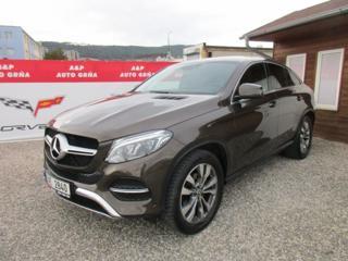 Mercedes-Benz GLE 3.0 d Matic kupé nafta