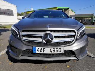 Mercedes-Benz GLA 250, AMG Styling, Harman Kardon liftback