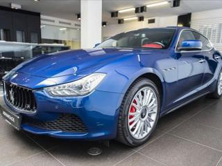 Maserati Ghibli 3,0 S Q4 Premium/Sport paket/Harman-Kardon  IHNED sedan benzin