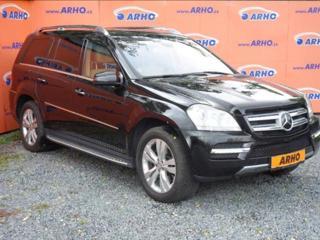 Mercedes-Benz GL 450CDi,SERV.KN.,7 MÍST,4M. SUV nafta
