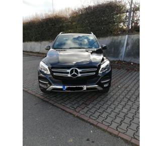 Mercedes-Benz GL GLE350 SUV