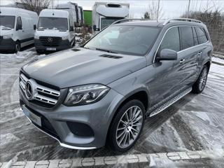 Mercedes-Benz GLS .   GLS 350d 4M AMG / Exclusive SUV nafta