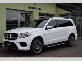 Mercedes-Benz GLS 3.0 d SUV nafta