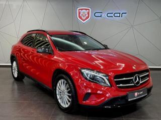 Mercedes-Benz GLA 2.1 CDi Matic SUV nafta