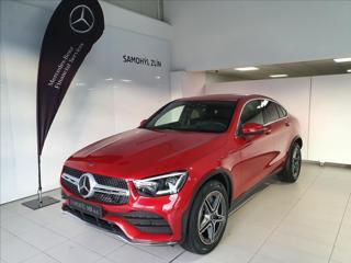 Mercedes-Benz GLC 2,0 GLC 220 d 4MATIC kupé SUV nafta