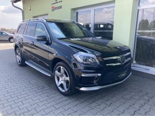 Mercedes-Benz GL 63AMG*DESIGNO*B&O*ČR*DOVĚRY SUV benzin