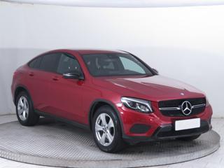 Mercedes-Benz GLC GLC 220d Coupé 125kW SUV nafta