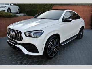 Mercedes-Benz GLE 2.9 d Matic SUV nafta