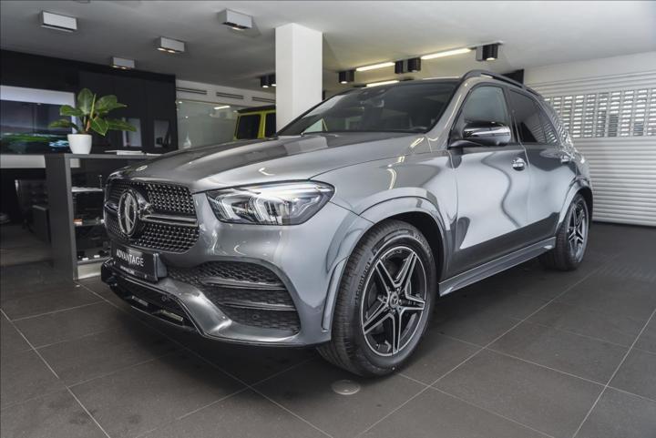 Mercedes-Benz GLE 2,9 400 d 4Matic/AMG/Premium Plus/Airmatic/Night  IHNED SUV nafta