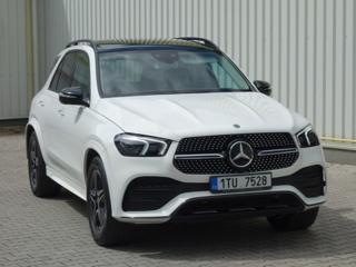 Mercedes-Benz GLE 2.9 d SUV nafta