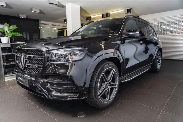 Mercedes-Benz GLS 2,9 400 d 4MATIC/AMG/360°/Masáž/Premium Plus  IHNED SUV nafta