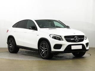 Mercedes-Benz GLE GLE 43 AMG Coupé 270kW SUV benzin