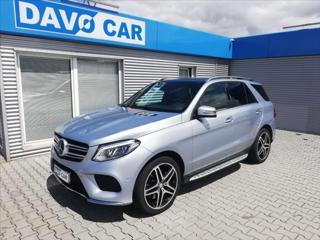 Mercedes-Benz GLE 3,0 500 e AMG 4Matic CZ DPH SUV hybridní - benzin