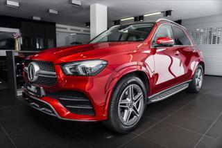 Mercedes-Benz GLE 3,0 450 4M/AMG/Airmatic/Energizing/Off-Road-Pro  IHNED SUV benzin