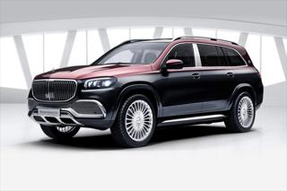 Mercedes-Benz GLS 4,0 600 Maybach 4Matic / Two tone / Skladem  IHNED SUV benzin
