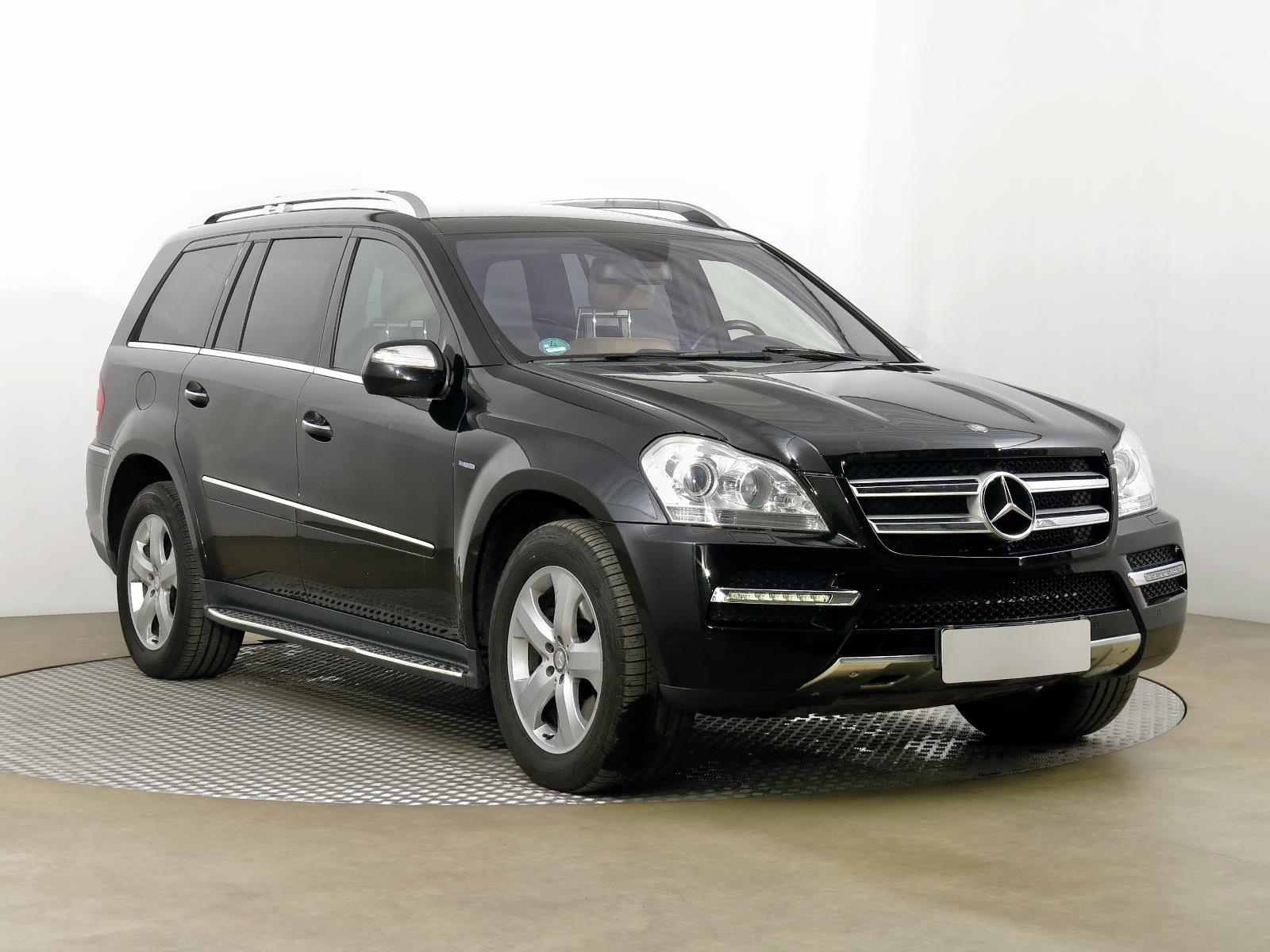 Mercedes-Benz GL 350 CDI 165kW SUV nafta