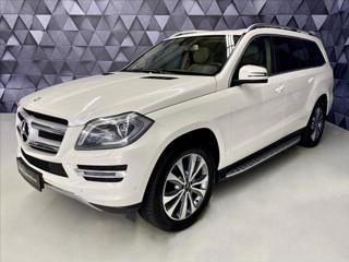 Mercedes-Benz GL 350d 4MATIC,BI-XENON,TV,VZDUCH SUV nafta